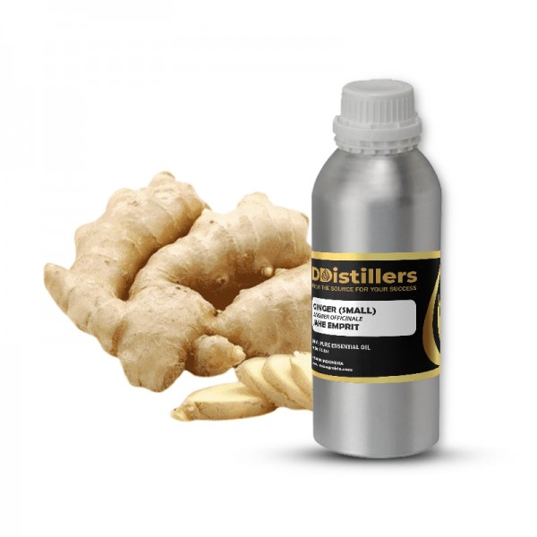 GINGER SMALL ESSENTIAL OIL 100 % PURE